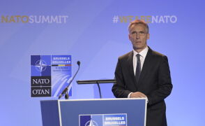 Sekretarz generalny NATO: dyskusja uczyniła sojusz silniejszym