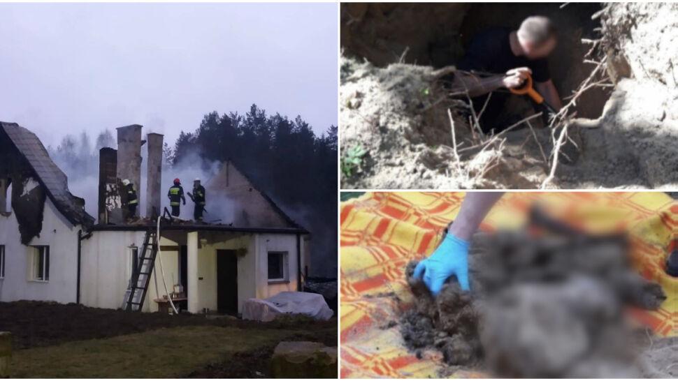 Badali sprawę pożaru, trafili na ślady zabójstwa sprzed 20 lat