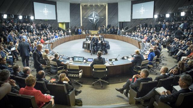 Brukselski szczyt NATO