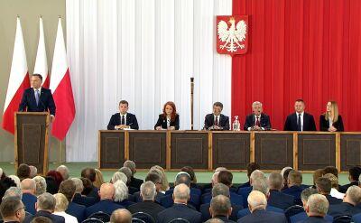 Prezydent: posiedzenie Zgromadzenia Narodowego odbywa się w miejscu wyjątkowym
