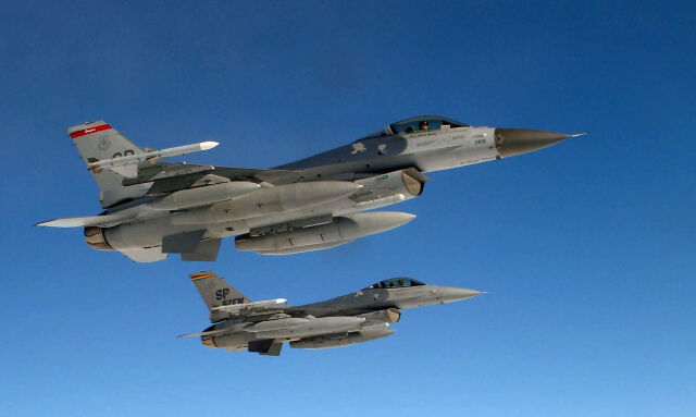 Słowacy kupią myśliwce F-16
