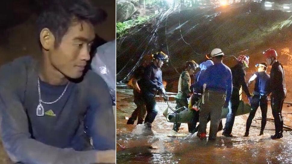Trener i trzej uratowani z jaskini chłopcy nie mają żadnego obywatelstwa