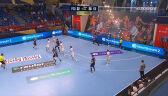 Skrót meczu PSG – THW Kiel w ćwierćfinale Ligi Mistrzów piłkarzy ręcznych