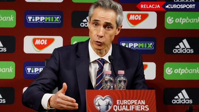 Paulo Sousa ogłosił kadrę na Euro [RELACJA]