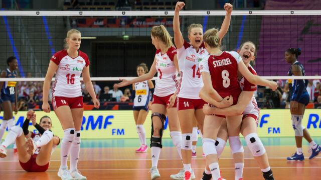 Polskie siatkarki poznały rywalki w mistrzostwach Europy