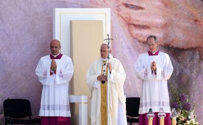 Homilia papieża Franciszka z mszy św. posłania w Brzegach