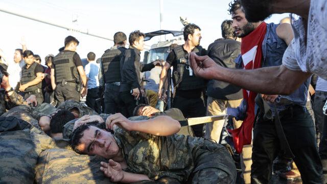 Pułkownik, majorzy, kapitanowie. Ponad  170 aresztowanych w związku z puczem