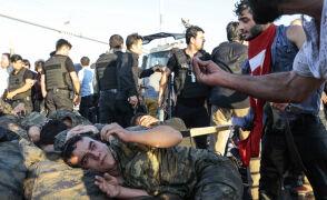 Zamach stanu w Turcji. Archiwalne zdjęcia
