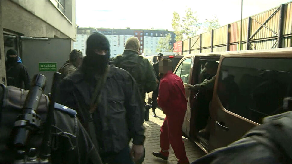 """""""Misiek"""" usłyszał cztery zarzuty  w prokuraturze w Katowicach"""