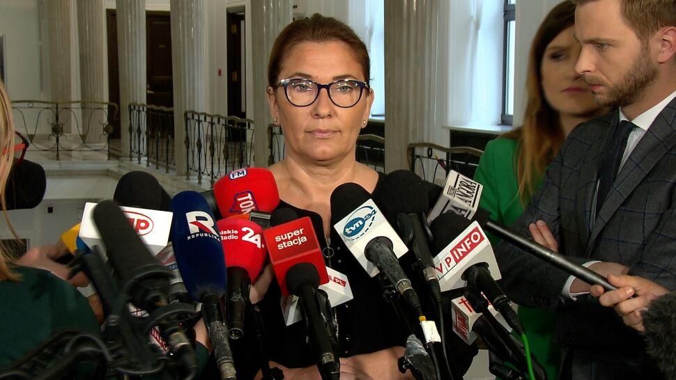 Karczewski: jak będzie trzeba, będą nowelizacje ustawy o SN. Mazurek: nie pracujemy nad tym