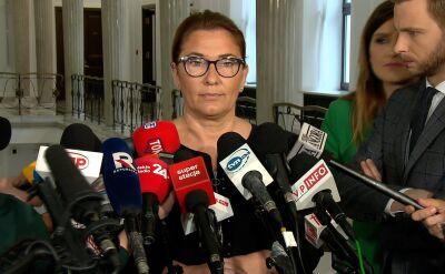Mazurek: nie pracujemy nad nowelizacją ustawy o SN