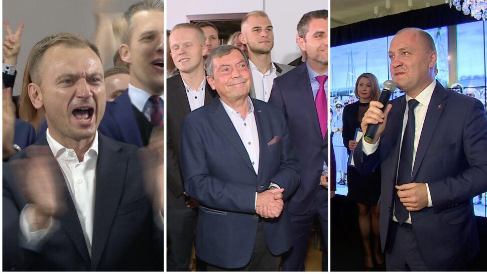 """""""Szczecin jest i będzie bezpartyjny"""". Krzystek wygrał zdecydowanie, ale będzie druga tura"""