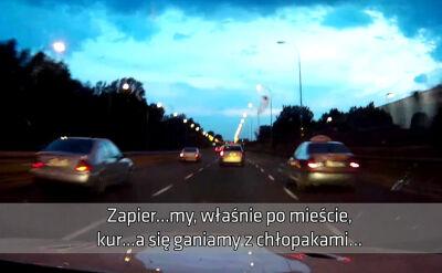 """""""Prędzej czy później, zapukamy do drzwi warszawskiego pirata drogowego"""""""