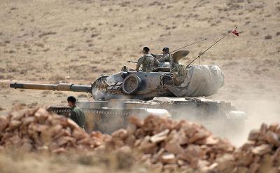 Turecka armia może zacząć działania w Syrii