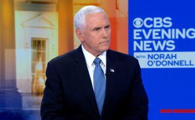 """""""Iran poprosił sojusznicze milicje, by nie atakowały amerykańskich celów"""""""