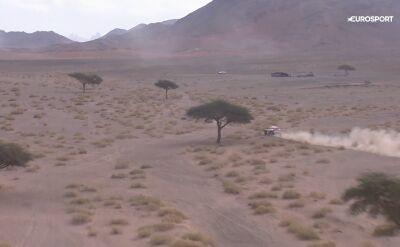 Peterhansel najlepszy wśród kierowców na 4. etapie Rajdu Dakar