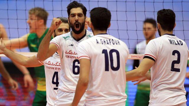 Siatkarze Iranu pojadą na igrzyska do Tokio
