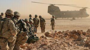 Władze Iraku: Iran powiadomił nas o planach ataku na miejsca, w których są siły USA