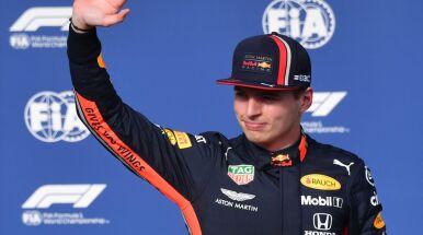 Red Bull przedłużył kontrakt z Verstappenem