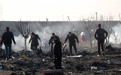 Juliusz Sabak z portalu Defence24 o katastrofie boeinga w Teheranie