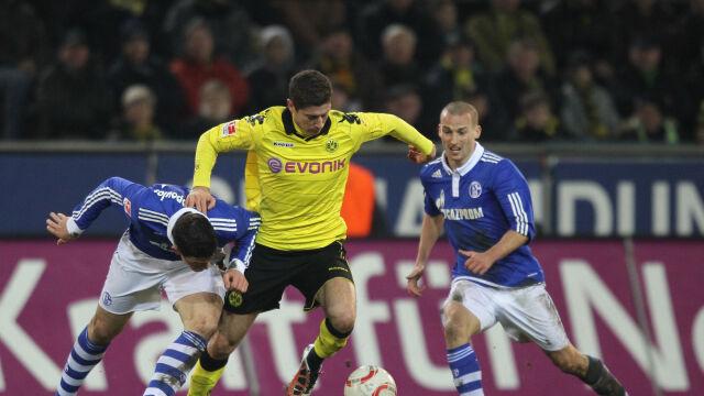 Trzasnął drzwiami, podarł kontrakt. Lewandowski z hukiem wyjeżdżał do Niemiec