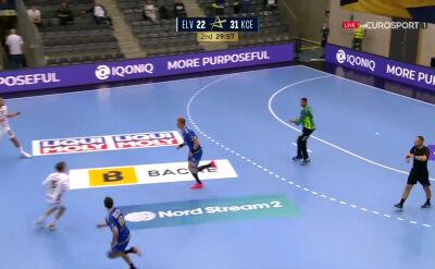 Łomża VIVE Kielce pokonała Elverum w 3. kolejce Ligi Mistrzów piłkarzy ręcznych