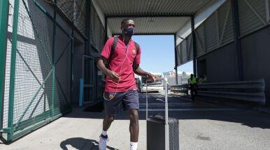 Ousmane Dembele otwarty na zmianę barw klubowych. Edinson Cavani chce do Atletico