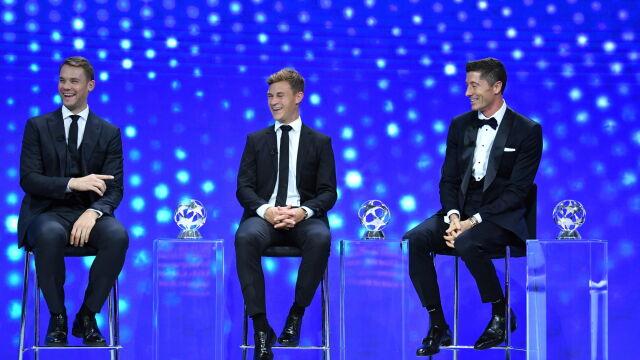 """Bayern bierze niemal wszystko. Nie tylko """"Lewy"""" wraca w glorii do Monachium"""