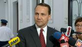 Sikorski po głosowaniu ws. zbrodni wołyńskiej