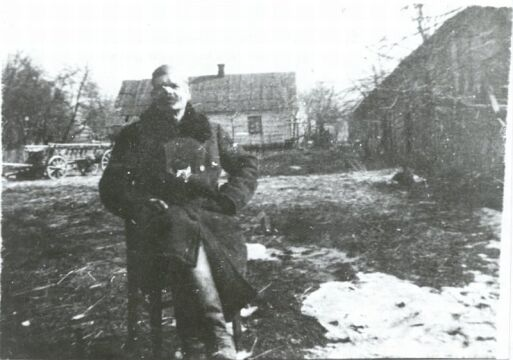 Konstanty Stankiewicz zamordowany w dniu 11.07.1943 r. w pow. Włodzimierz Wołyński