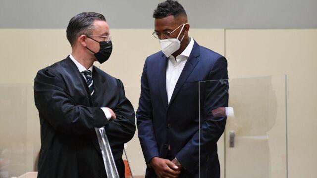 Boateng zapłaci 1,8 miliona euro za przemoc domową