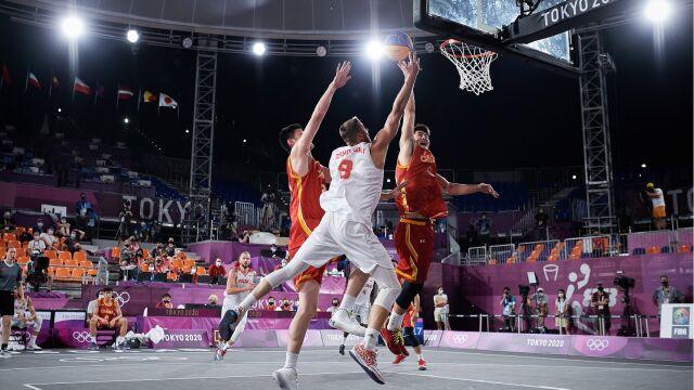 Koszykówka 3x3. Przedstawiamy zasady gry
