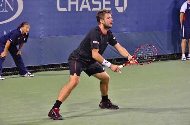 Trening z Federerem skończył z kontuzją. Koniec sezonu dla Wawrinki