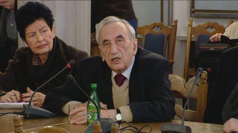 Tadeusz Mazowiecki zapewniał, że nie było żadnych tajnych ustaleń w Magdalence, czy przy Okrągłym Stole