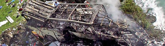 Niesprawne hamulce przyczyną katastrofy w Grenoble