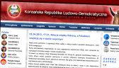 Ambasada Phenianu zapewnia, że chodzi tylko o obronę