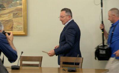 Sienkiewicz przed komisją VAT