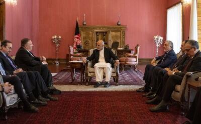 Pompeo z niezapowiedzianą wizytą w Afganistanie