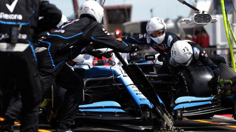 Pod tym względem Williams jest najszybszy. I to trzy wyścigi z rzędu