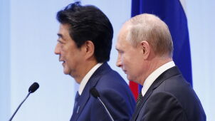 Rosja i Japonia bez przełomu w sprawie spornych wysp