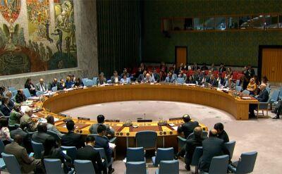 Starcie przedstawicieli USA i Iranu na posiedzeniu Rady Bezpieczeństwa ONZ