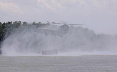 Saber Guardian 2019. Ćwiczenia wojsk NATO w Rumuni na Dunaju