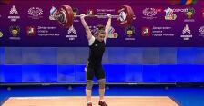 Diecha mistrzynią Europy w kategorii do 76 kg w podnoszeniu ciężarów
