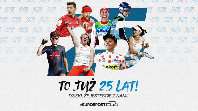 Polski Eurosport kończy 25 lat. Ekspercki komentarz atutem stacji