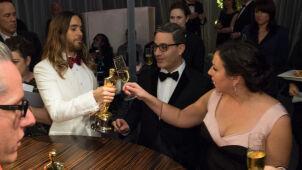 Jared Leto uszkodził swojego Oscara