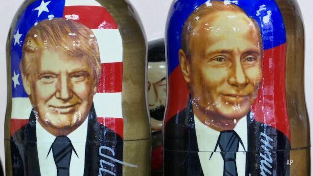 Trump i Putin