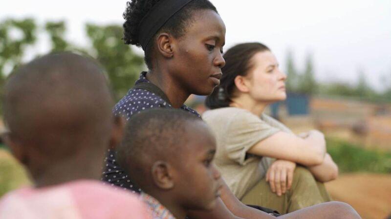 """Trailer filmu małżeństwa Krauzów """"Ptaki śpiewają w Kigali"""""""
