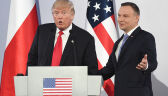 Trump: we've never been closer to Poland that we are right now