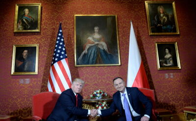 President Trump and President Duda