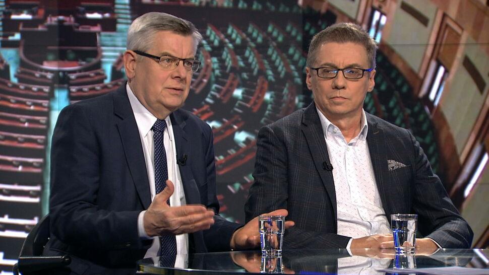 """""""Jarosław Kaczyński w zderzeniu z tym pancerzem dysponuje siłą kapiszona"""""""